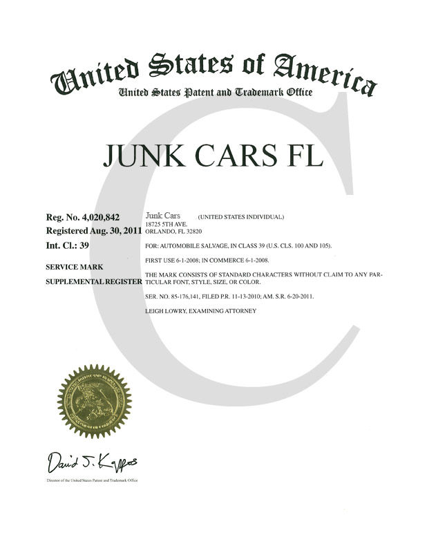 We buy junk cars melbourne fl